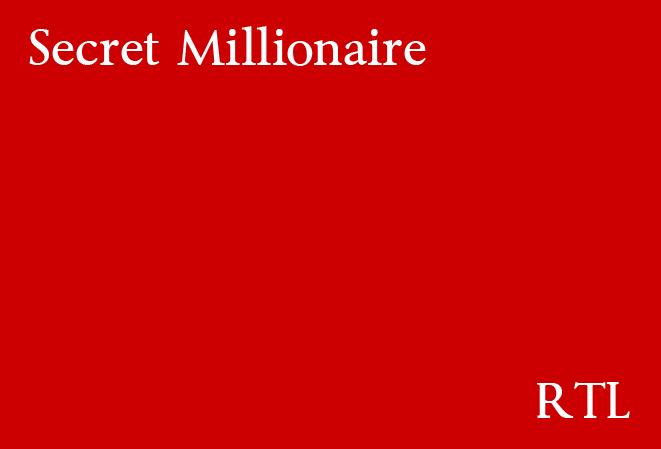 Holger Riemer & Co: Die Köpfe bei Secret Millionaire RTL
